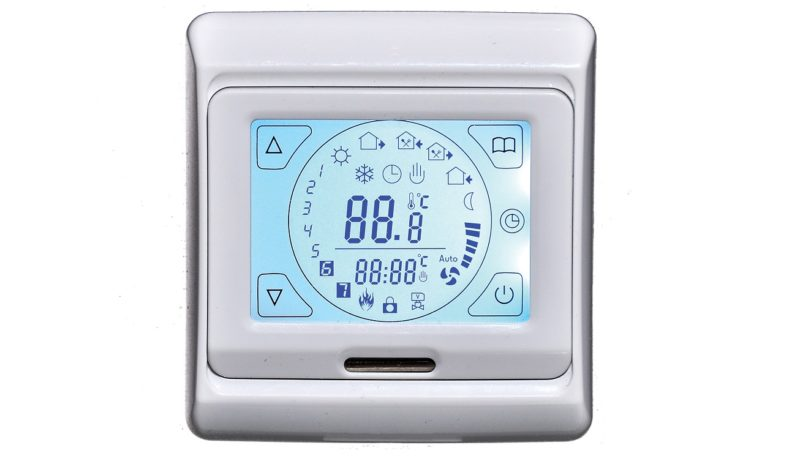 termostat podtynkowy